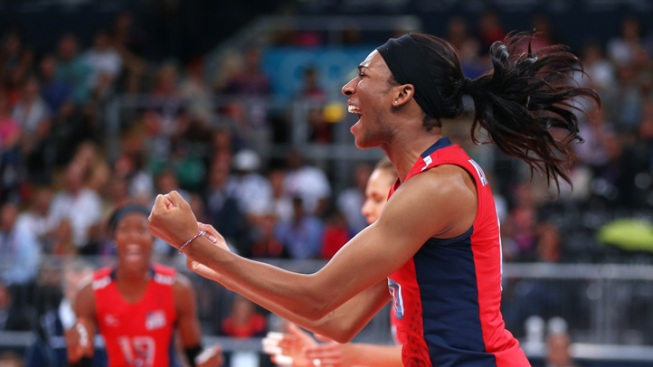 USA Volleyball Moves on to Finals