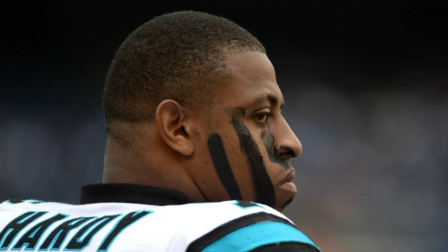 NFL Suspends Cowboys' Greg Hardy 10 Games