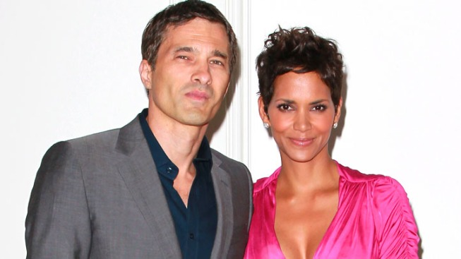 Confirmed: Halle Berry & Olivier Martinez Engaged