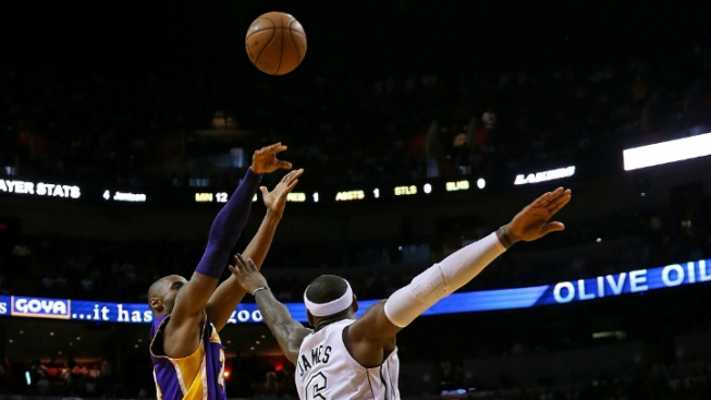 Miami Heat Top Los Angeles Lakers 107-97
