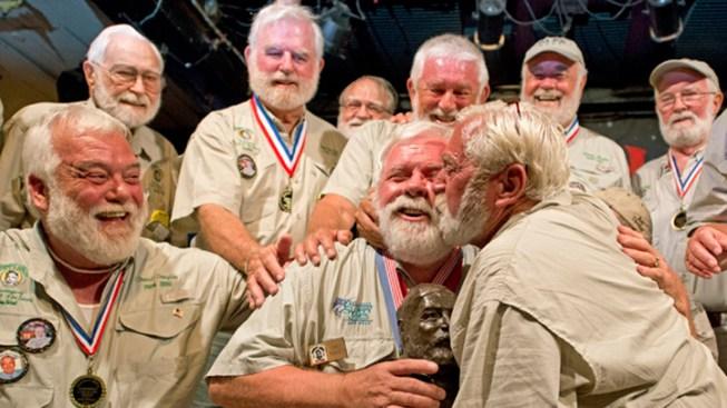 NC Man Wins Hemingway Look-Alike Contest