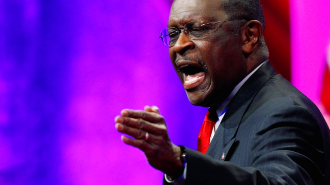 Jon Stewart Calls Out Herman Cain