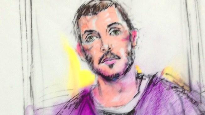 Colorado Movie Massacre Suspect Cuts Off His Orange Hair