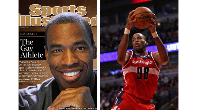 Miami Heat Players Support Jason Collins