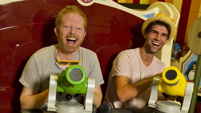 """Modern Family's"" Jesse Tyler Ferguson and Justin Mikita Engaged"