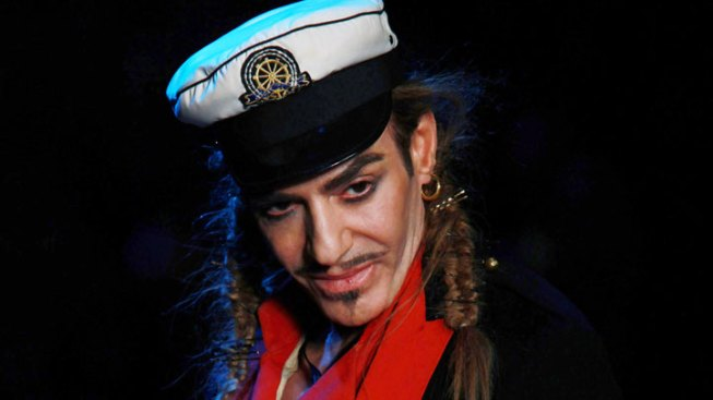 John Galliano Invited Back To Fashion's Inner Circle