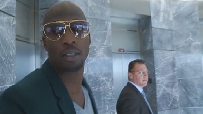 Chad Johnson and Evelyn Lozada Can Have Contact With Each Other: Attorney