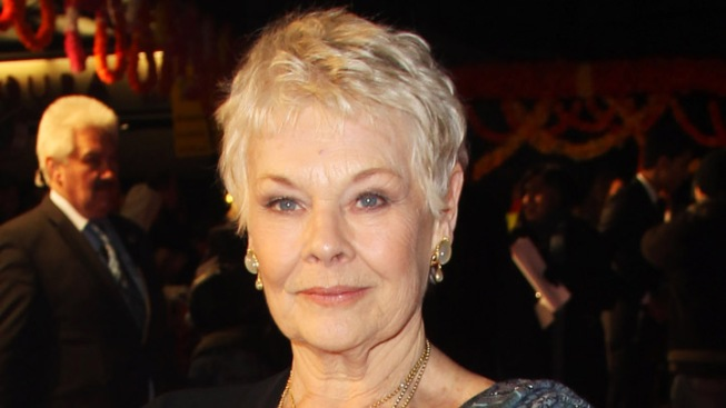 Judi Dench Brings Bond Character M Back From the Dead