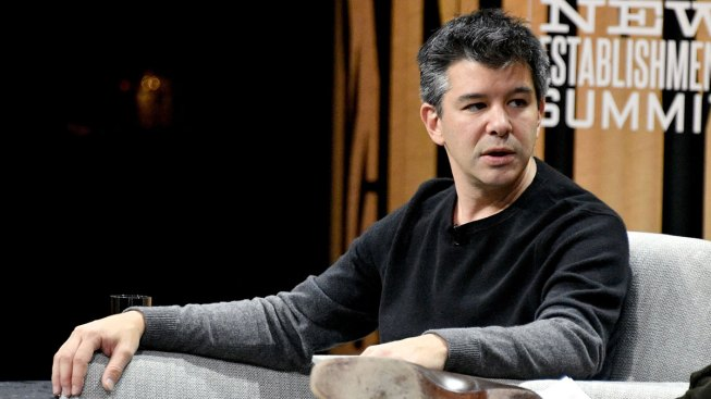Former Uber boss Travis Kalanick officially a billionaire