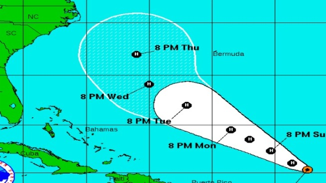 Katia Weakens to Tropical Storm Again
