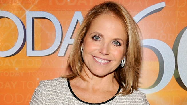 'It Just Feels Like I Never Left': Katie Couric Returns to 'Today'