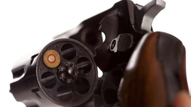 Man Wounded While Playing Russian Roulette: Cops