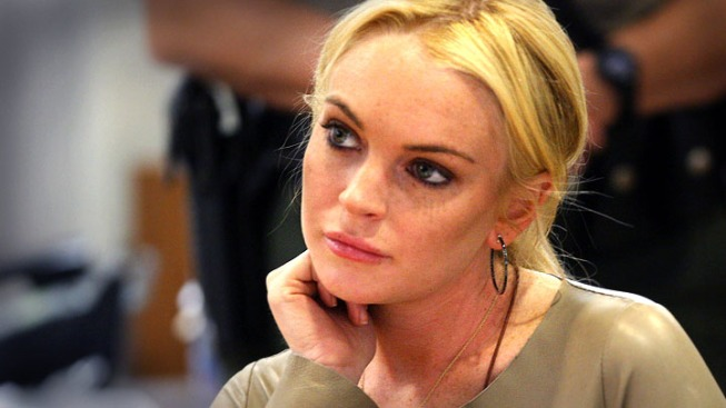 Lohan Free of at Least One Charge