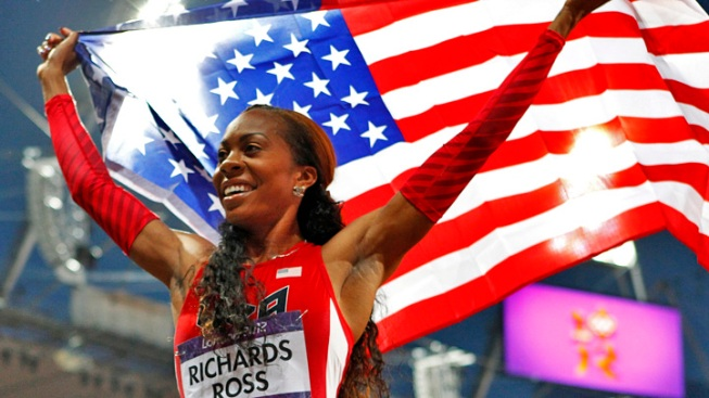 Sanya Richards-Ross To Enter 200-Meter Final With Top Time