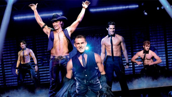 'Magic Mike' Stars Excite Strip Club Patrons On Screen and Off