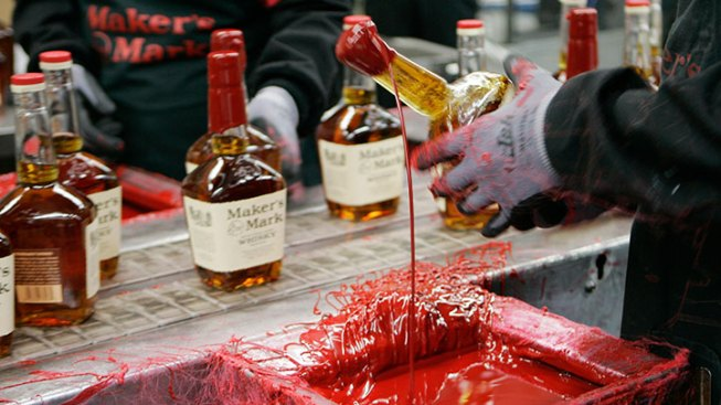 Maker's Mark To Restore Alcohol Content of Whiskey