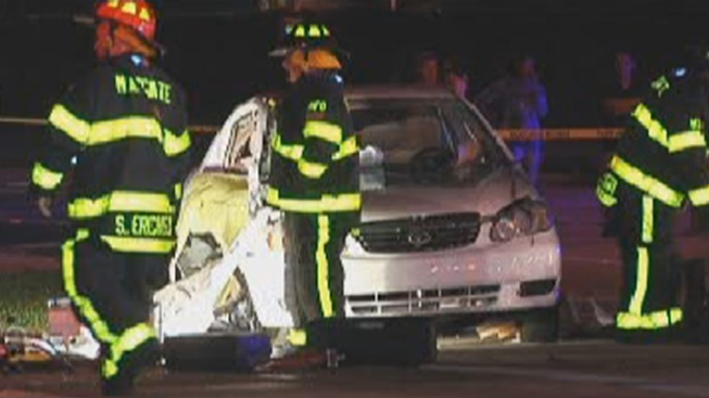 Two Killed, Six Injured in Margate Crash