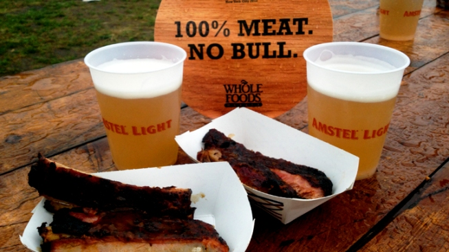 Hell and High Water Can't Keep the Carnivores at Bay: Meatopia 2012