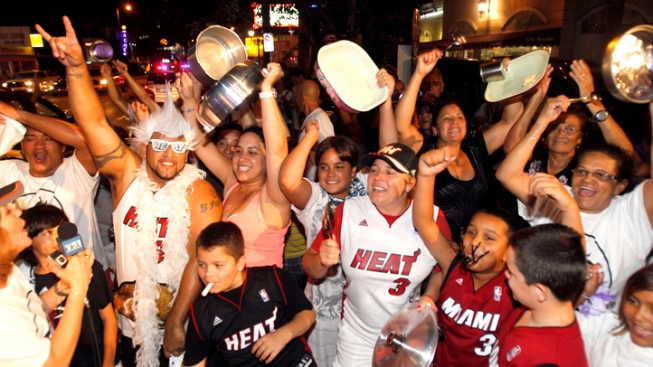 Miami Heat Have Most Loyal Fans in NBA: Study