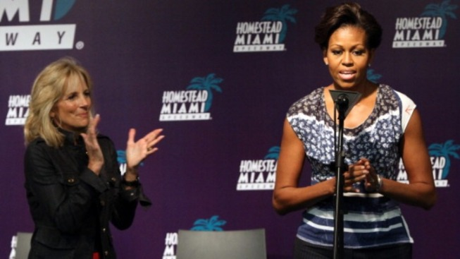First Lady Michelle Obama Talks George Clooney and Oprah; Nancy Pelosi Weighs In on Clint Eastwood!