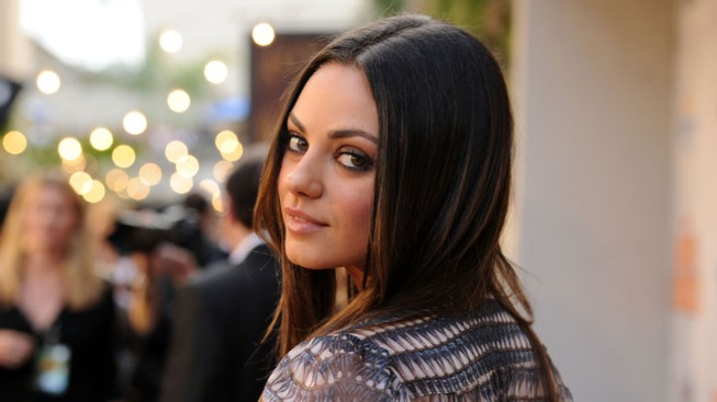 Mila Kunis Crowned Sexiest Woman Alive by Esquire