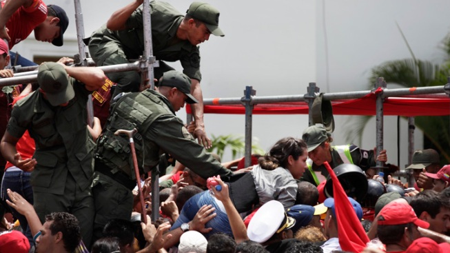 Chavez's Body to Be Permanently Displayed