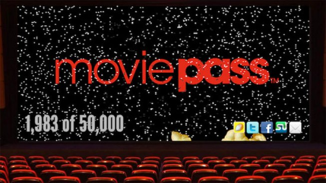 You Can Now Go To The Movies Once A Day For $10/Month