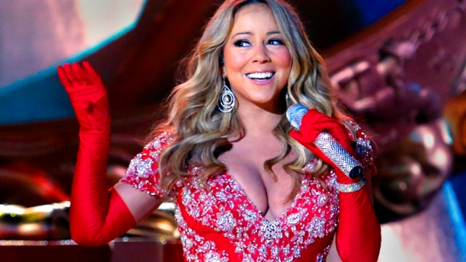 "Mariah Carey to ""Idol"" Hopefuls: ""I Want to See You Rise"""