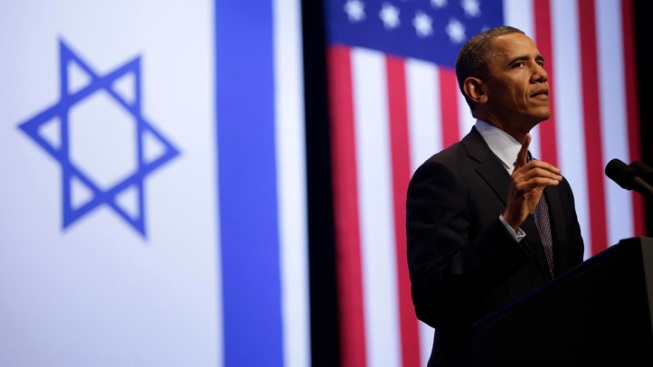 Obama in Israel: Peace is Necessary, Just, Possible