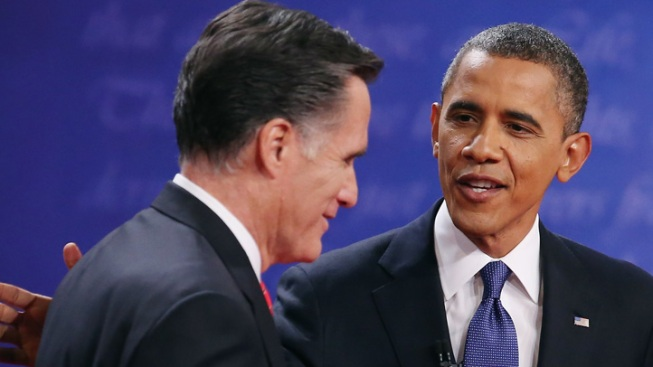 Obama, Romney Focus on Debate Preparations