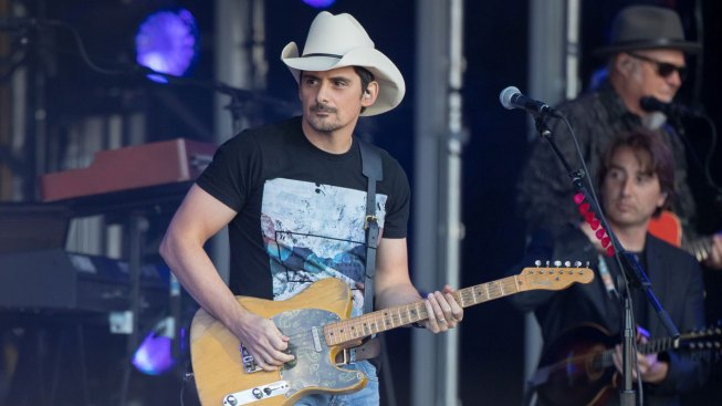 Brad Paisley Donates $100K for West Virginia Flood Relief