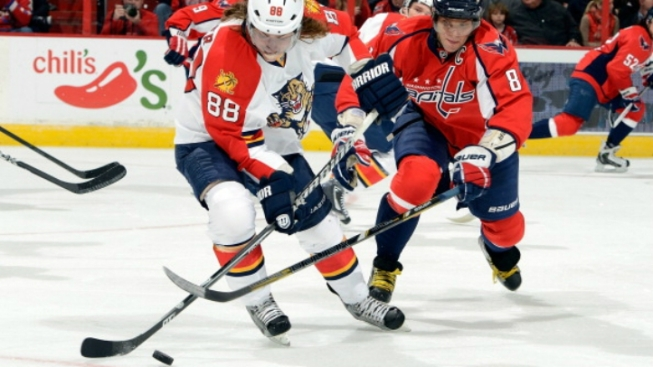 Washington Capitals Blank Florida Panthers 5-0