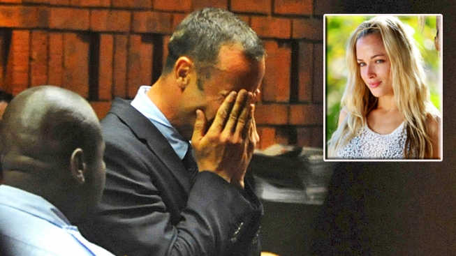"Pistorius' Girlfriend's Mom: ""Why Did He Do This?"""