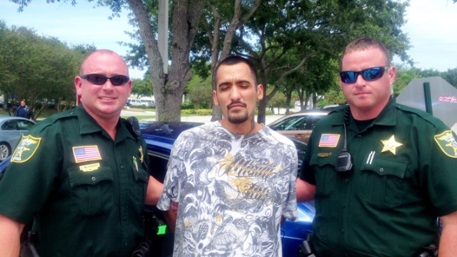 Escaped Pompano Beach Prisoner Found in Martin County