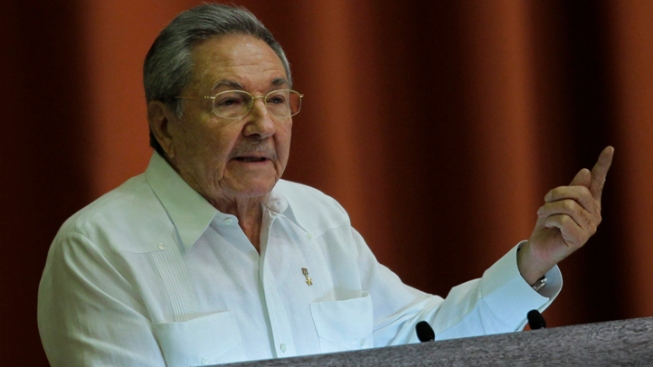 Cuba's Raul Castro Mentions Possible Retirement