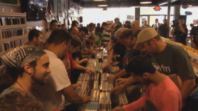South Florida Celebrates Record Store Day With Local Music, Block Parties