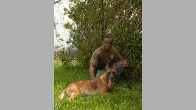 Miami-Dade Police Canine Officer Rocco Dies