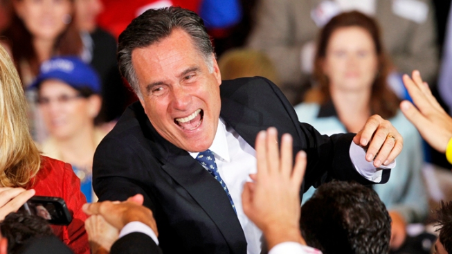 Romney Sweeps South Florida