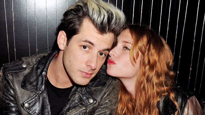 Mark Ronson Ties the Knot in France