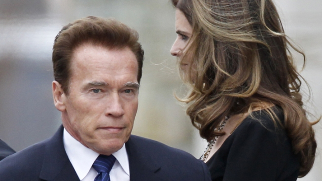 "Arnold Schwarzenegger and Maria Shriver Still ""Love Each Other"""
