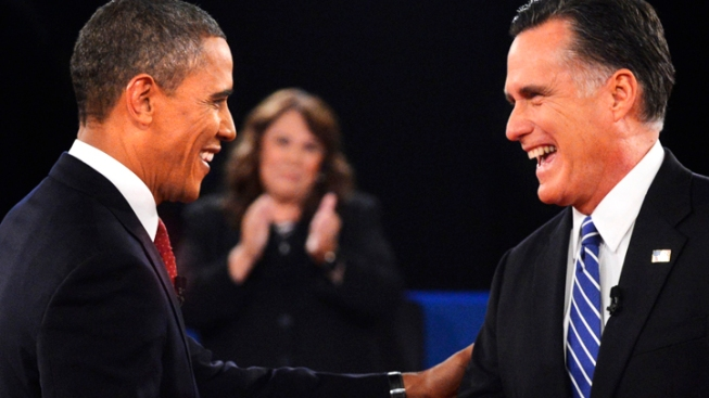 Obama, Romney Seek Foreign Policy Edge in Final Debate