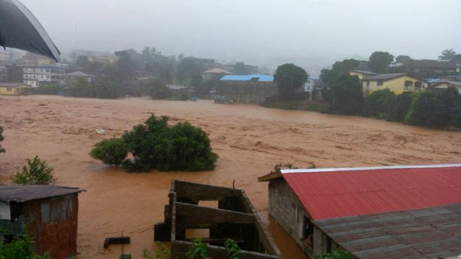 At Least 300 Dead in Sierra Leone Mudslides and Flooding