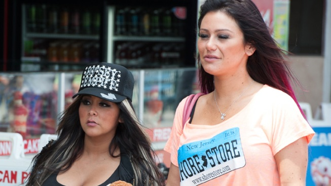 Snooki Was Scared to Tell Dad about Pregnancy