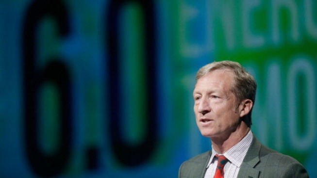 Dem megadonor Steyer calls on govs, mayors to support impeaching Trump
