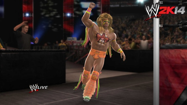 "2K Plans for ""Ultimate"" WWE Game"