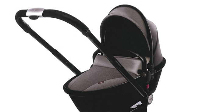 "$3,000 ""Bond"" Stroller Hits the Market"