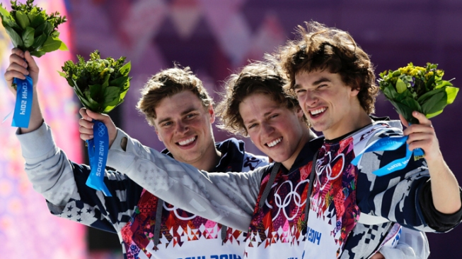 Team USA's Sochi Winners and Losers