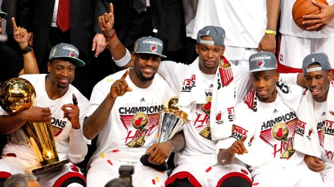 Heat Open Season With One Goal in Mind: Defending its Title