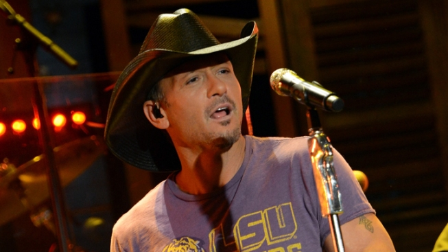 Tim McGraw Does Not Have a Secret Son, Country Music Star's Rep Says