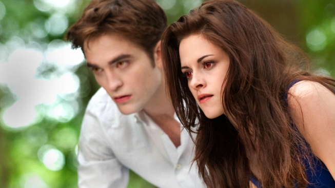 "Razzies Names ""Twilight"" as Worst Picture"